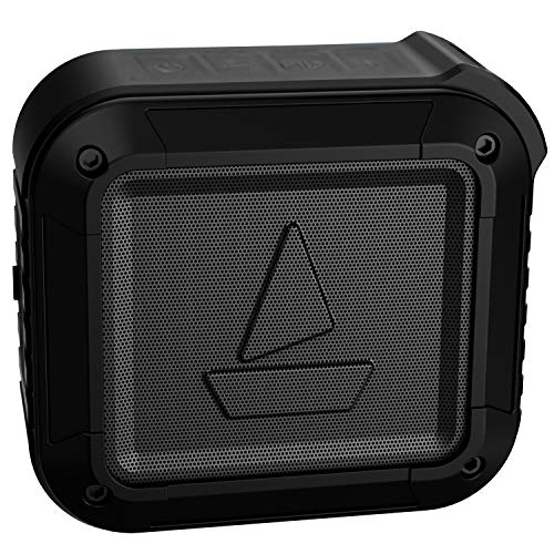 boAt Stone 200 Portable Wireless Speaker with 3W Premium Sound, Robust Bass, Rugged Mountable Design, IPX6 Water…