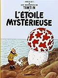 l etoile mysterieuse aventures de tintin mini album french edition by herge 2006 08 08