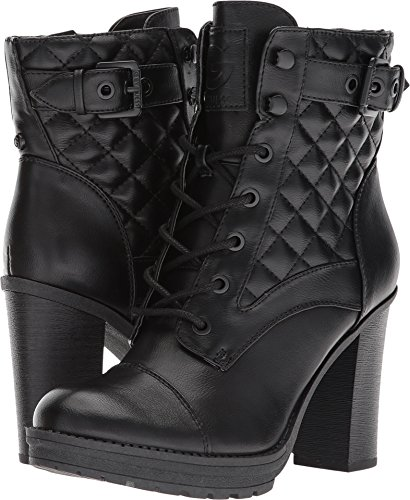 G by GUESS Women's Gift Quilted Faux-Leather Booties