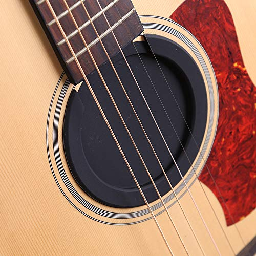 Festnight - Tapa de boca sonora para guitarra, funda de protección ...