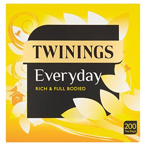 Twinings Everyday Tea 200 (Pack of 3) by Twinings