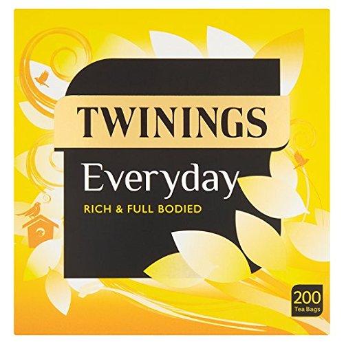 Twinings Everyday Tea 200 (Pack of 3)