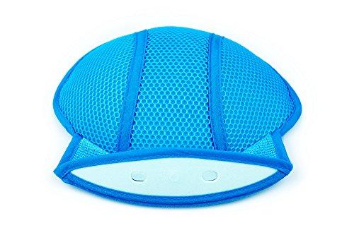 MegaTrue 3PCK Hard Hat 3D Air Mesh Insert Cooling Pad (Microfiber) by Cooling gear (Image #2)