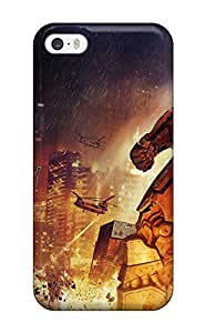 5/5s Scratch-proof Protection Case Cover For Iphone/ Hot Gypsy Danger In Pacific Rim Phone Case