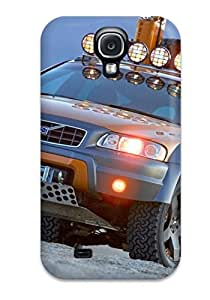 For Galaxy S4 Premium Tpu Case Cover 2005 Volvo Xc70 At Concept Protective Case