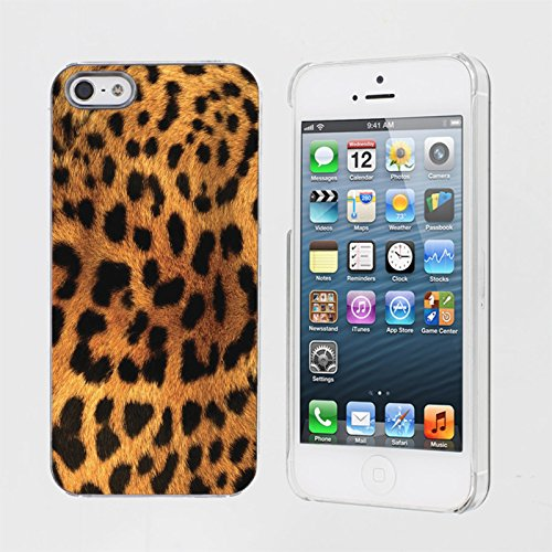 Mobiflare, Slim Clip-on Phone Case, for [iPhone 5/5S] - Cheetah - Charger Cheetah 5s Iphone