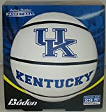 NCAA Kentucky Wildcats Autograph Basketball, Official Size
