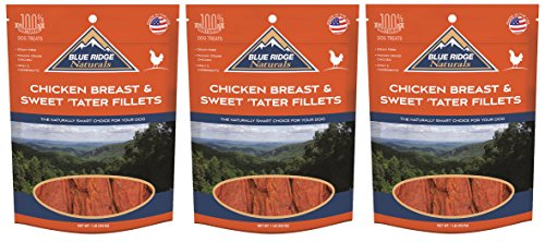 Blue Ridge Naturals Chicken Breast and Sweet Tater Fillets