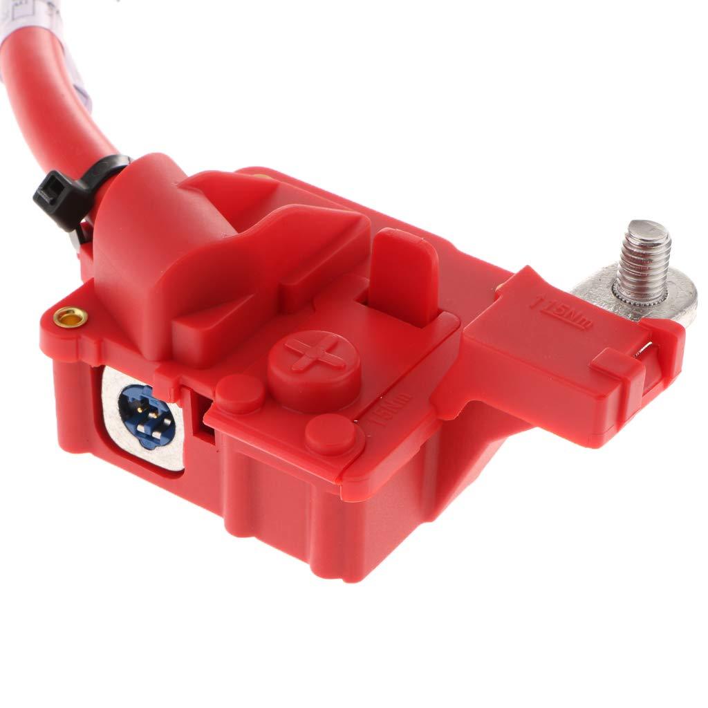 Almencla Ligne de Batterie Positive Accessoires de Remplacement pour BMW 1 3 Series E88