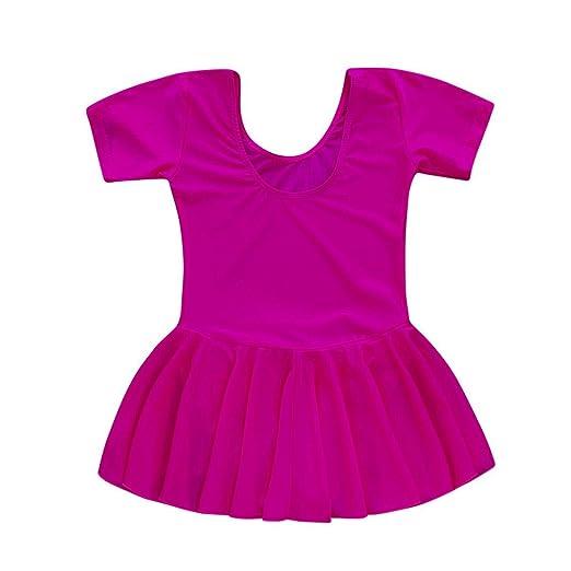 7906b4dcd569 Amazon.com  Toddler Girl Practicing Gymnastic Body Dance Skirt ...