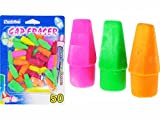 ERASER CAP 50 PCSUSE 26826 , Case of 96