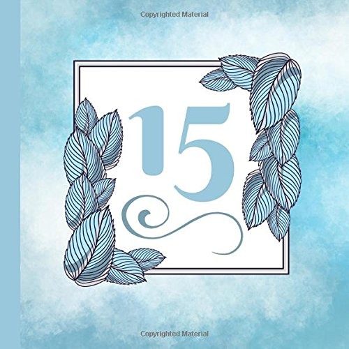 Download Baby Blue Quinceanera Guest Book: Beautiful Pale Blue Quinceanera Guest Book, Use For a Memory Keepsake to Treasure Forever (Baby Blue Quinceanera ... Blue Quinceanera Decorations) (Volume 1) pdf