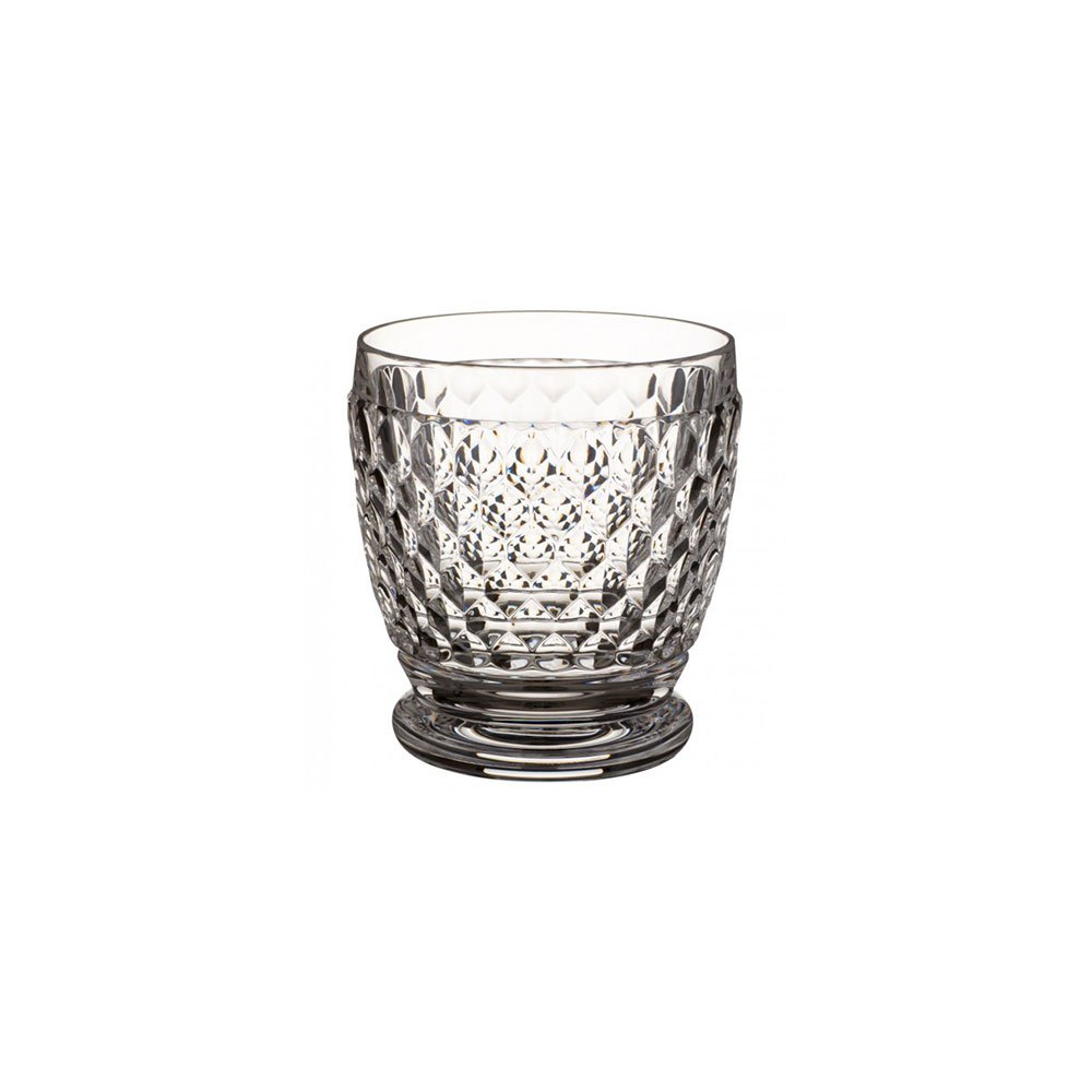 Amazon villeroy boch boston clear crystal double old amazon villeroy boch boston clear crystal double old fashioned glass kitchen dining reviewsmspy