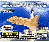Space Shuttle 3D Woodcraft Construction Kit