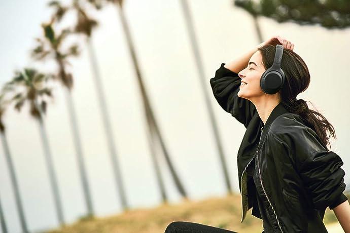 金盒特价 SONY 索尼 WH-XB900N 无线降噪重低音耳机 支持蓝牙NFC 5.2折$128史低 海淘转运到手约¥940