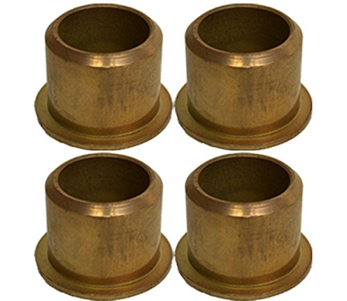 - Lawnmowers Parts & Accessories (4) Wright Stander Lawn Mower Caster Bushing 14990003 SHIP FROM THE USA