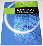 Access Critical Thinking Skills, Steck-Vaughn Staff, 073988932X