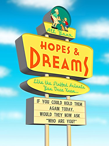 Hopes and Dreams (42x28 in) by