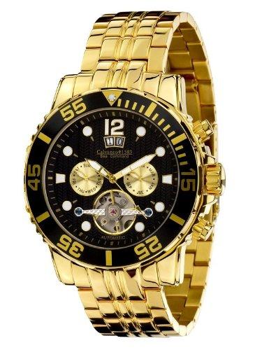 Calvaneo Sea Command Gold Black