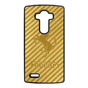 Cool Design Case For LG G4 Ferrari Logo Phone Case