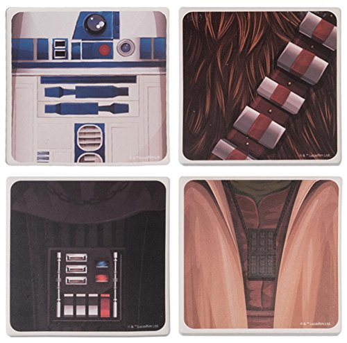 Vandor 99385 Star Wars 4 Piece