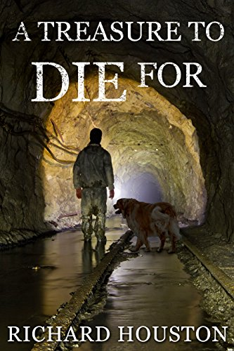 A Treasure to Die For (Books to Die For Book 3) cover