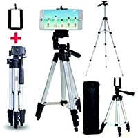 SUBTON 3110 Tripod Camera Stand/Mobile Stand for TIKTOK YouTube Family Kids Picnic Video Recording