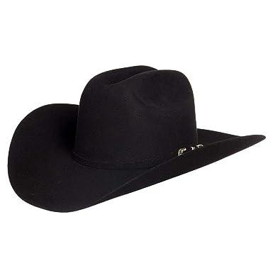 70f10bc4547a0 Stetson Hats Mens Hats 6X Skyline 4 1 4 Brim Pre Creased Felt Cowboy Hat