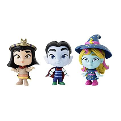 Netflix Super Monsters 3 Collectible 4 Inch Figures Monster Trio Amazon Exclusive