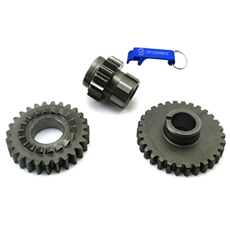 Amazon com: TC-Motor Kick Start Gears For Zongshen Z155 150cc 160cc