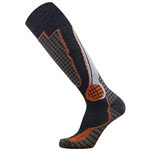 High Performance Wool Ski Socks – Outdoor Wool Skiing Socks, Snowboard Socks