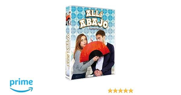 Allí Abajo - Temporada 2 [DVD]: Amazon.es: María León, Jon ...