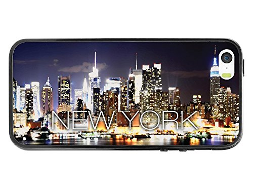 Cellet TPU / PC Proguard Case with New York City 02 for Apple iPhone 5 & 5s