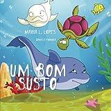 Um Bom susto: Livro para criança: Volume 1