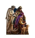 Three Wise Men - Dona Gelsinger Art - Advanced Graphics Life Size Cardboard Standup