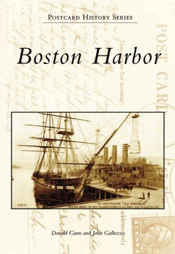 Ma Harbor - Boston Harbor (MA) (Postcard History Series)