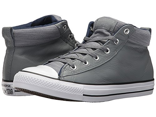 Converse Herren Chuck Taylor All Star Street Sneaker Cool Grey / Midnight Navy
