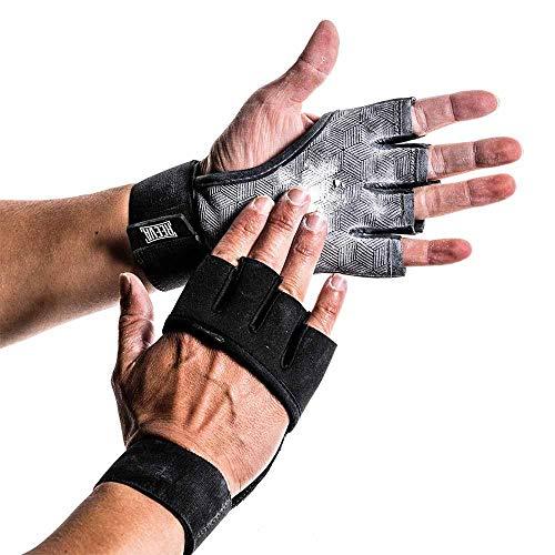Reeva Sporthandschoenen 2.0 voor Heren en Dames | Handschoenen geschikt voor Crossfit, Krachttraining, Fitness en…