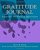 Gratitude Journal, Rena M. Reese, 1440466521