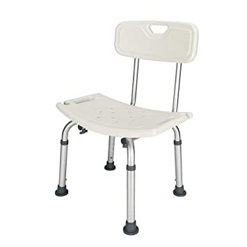 Amazon.com: mefeir Medical ducha baño silla de con Removable ...