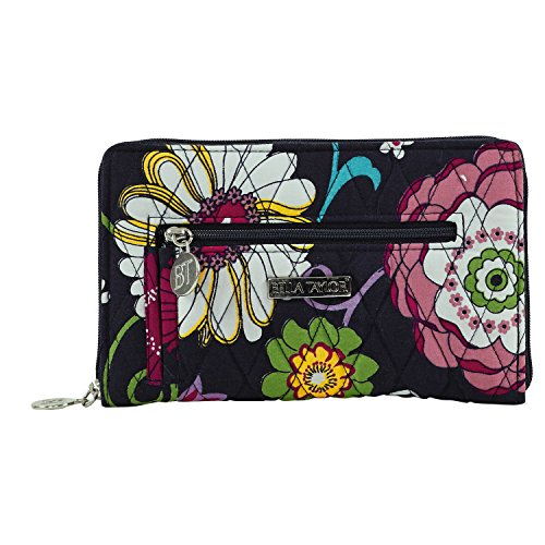Quilted Checkbook Cover - 1