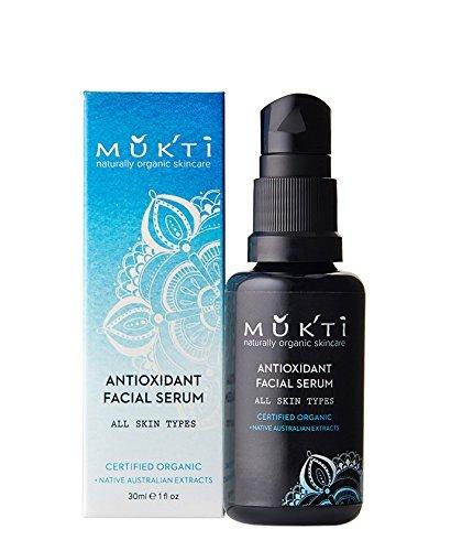 Mukti Organics - Organic Antioxidant Facial Serum