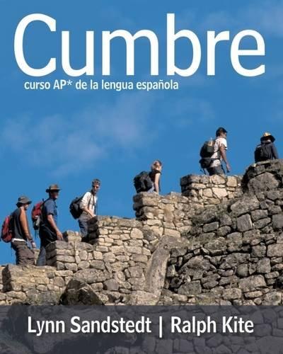 Cumbre: Curso AP de la Lengua Espanola