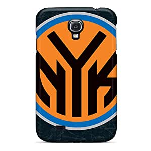 Durable Hard Cell-phone Case For Samsung Galaxy S4 With Custom High-definition Oklahoma City Thunder Pattern JasonPelletier