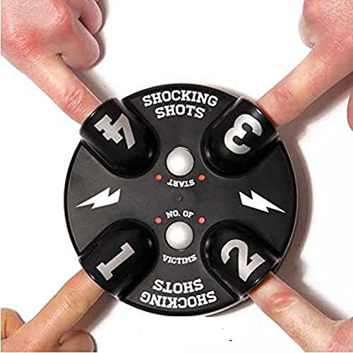 - Funny Shocking Shot Shocking Roulette Shots Reloaded Shock Game The Cogs of Fate ! Party Drinking Game Roulette Shot