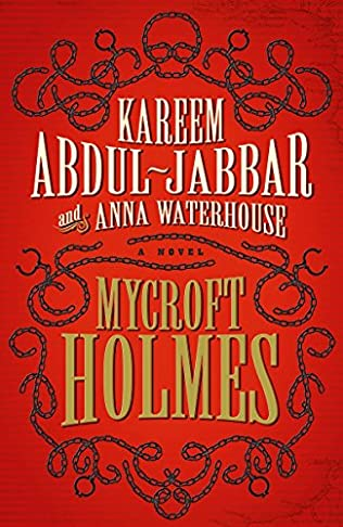 book cover of Mycroft Holmes
