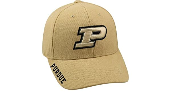 977799478a496 Amazon.com   NCAA Men s Purdue Boilermakers Away Hat   Cap   Sports    Outdoors