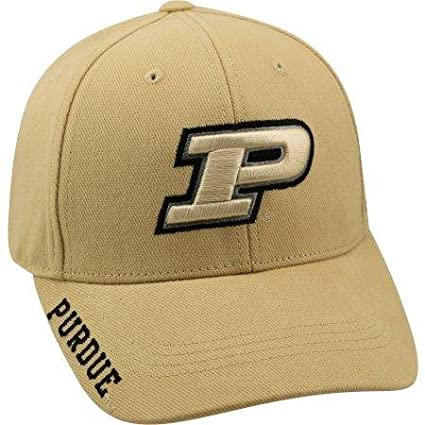 f184d0d5887d8 Amazon.com   NCAA Men s Purdue Boilermakers Away Hat   Cap   Sports ...