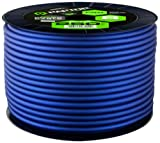 Raptor R58-250BL 250-Feet Pro Series Oxygen Free Copper Power Cable, Blue
