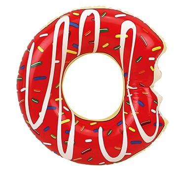 speel Goed Donut swimring 61 cm - Flotador (Donut 61 cm: Amazon.es: Juguetes y juegos